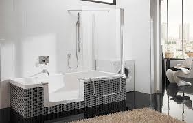 rectangular walk in bathtubs with shower walk in tubs walk in
