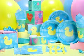 rubber duck baby shower decorations baby shower party supplies reviews and more
