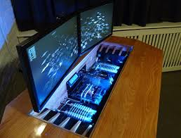 Computer Desk Case Mod 15 Best Pc Case Mods You Will Love Article By Erica Copley