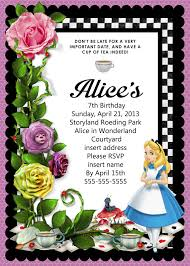 mad hatter tea party invitations printable alice in wonderland invitation treehouses pinterest
