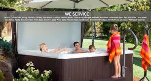Jacuzzi Spas Action Tub Repair