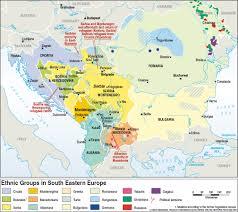 Map Of Europe 1600 Envsec Publications