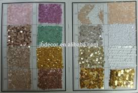 Sequin Table Runner Wholesale Sqn 18 Wholesale Rose Gold Beaded Sequin Table Runner Buy Table