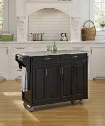 granite top kitchen island august grove regiene kitchen island with granite top reviews