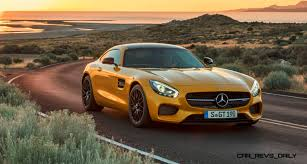 3 7s 2016 Mercedes Benz Amg Gt S Brings 503hp Alloy Chassis