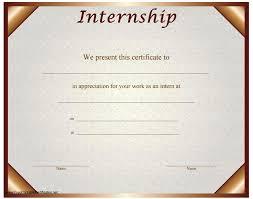 internship certificate template 28 images internship