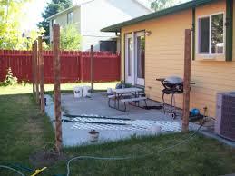 Backyard Shade Ideas Shade Ideas For Patio Adorable Roman Shades For Patio Doors And