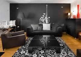Black Room Decor 20 Living Room Wall Designs Decor Ideas Design Trends