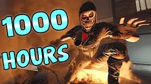 look siege social what 1000 hours of caveira experience looks like rainbow six