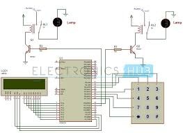 password based circuit breaker project circuit working projects