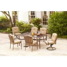Outdoor Furniture At Home Depot by 74 Best Patio Furniture Images On Pinterest Dining Sets Outdoor