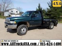 dodge ram 3500 flatbed 4x4 dodge ram 3500 flatbed trucks for sale 12 listings page 1 of 1