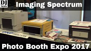 photo booth printers photo printers from imagining spectrum photo booth expo 2017