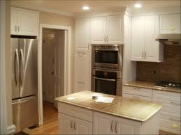 mirror backsplash in kitchen kitchen interior inspiration white wooden kitchen cabinet set
