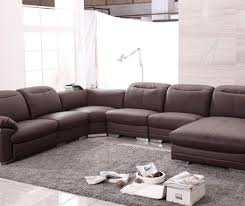 sofa curved sectional sofa with recliner gratifying curved