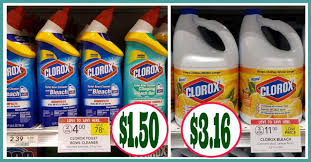 clorox bleach foamer for the bathroom new clorox coupons for the sale at publix publix savings 101