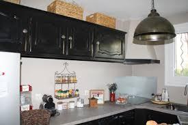 relooking de cuisine rustique une cuisine rustique à l désormais contemporaine grâce à au