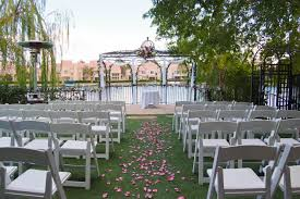cheap wedding ceremony and reception venues special swan garden at the lake emerald all inclusive wedding