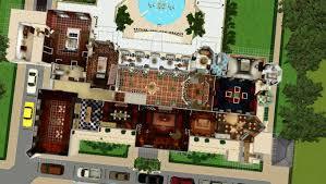 Gatsby Mansion Floor Plan Mod The Sims Gatsby U0027s House Of Lights