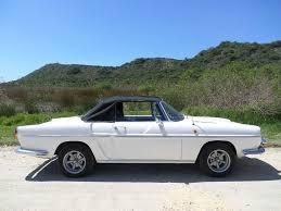 renault caravelle 1965 renault caravelle 1100 sold 2016