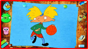 Hey Arnold Coloring Pages Contegri Com