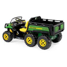 amazon com peg perego john deere gator xuv 6x4 ride on toys u0026 games