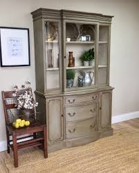 china cabinet vintage china cabinet cabinets and hutches find
