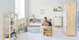 meubles chambre bébé chambre bébé lits bois evolutif flexa design scandinave belgique
