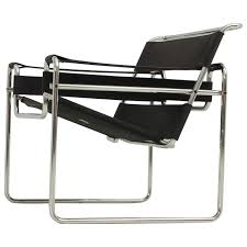 wassily chair by marcel breuer for gavina at 1stdibs