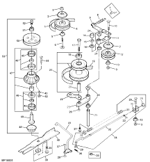 54 deck spindle bearing rebuild mytractorforum com the