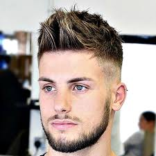 textured top faded sides 25 fresh haircuts for men men s haircuts hairstyles 2018