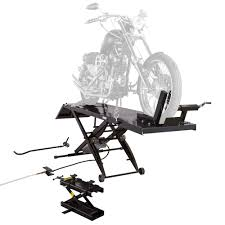 motorcycle lift table for sale black widow extra long pneumatic motorcycle lift table 1 000 lbs
