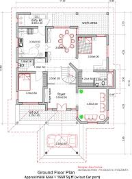 house plan with courtyard kerala style home design and style