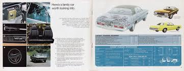 1974 dodge full line brochure