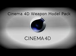 cinema 4d gun model templates free download youtube