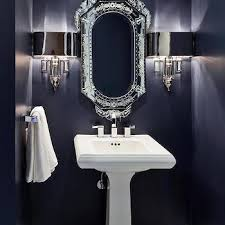 navy blue bathroom ideas navy blue bathroom walls design ideas