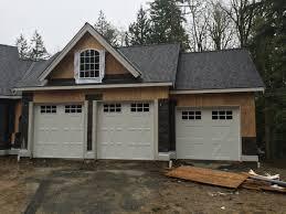 2 Door Garage by December 2015 Coastal Hues