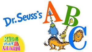 De Seuss Abc Read Aloud Alphabeth Book For Dr Seuss S Abc Book Read Aloud