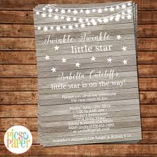 twinkle twinkle baby shower invitations twinkle twinkle baby shower invitations diabetesmang