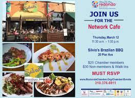 Halloween Events Redondo Beach Visitors Bureau Network Cafe At Silvio U0027s Brazilian Bbq Redondo Beach Chamber Of