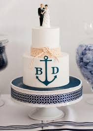 best 25 nautical wedding cakes ideas on nautical