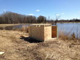 How To Make A Hay Bail Blind Best 25 Goose Blind Ideas On Pinterest Duck Hunting Blinds