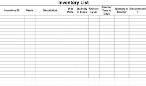 Chemical Inventory Template Excel by Resume Cv Cover Letter Inventory Forms Inventory