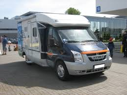 ford transit rv file hymer ford transit vi camper front in front of the