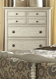 Bedroom Set Parts High Country White Poster Bedroom Set From Liberty 697 Br Qps