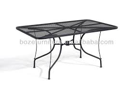 Metal Mesh Patio Table Steel Mesh Patio Furniture Home Design Ideas And Pictures