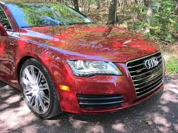 pink audi a7 review 2012 audi a7 3 0 tfsi quattro take two autosavant