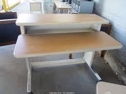Computer Desk For 2 Bidrl Auction Marketplace Auction Ppsp Business