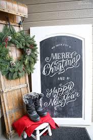 Top 10 Favorite Blogger Home Tours Bless Er House So Christmas Home Tour 2015 Holiday Housewalk Ella Claire