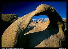 Alabama national parks images Large format picture photo alabama hills arch ii and sierra jpeg